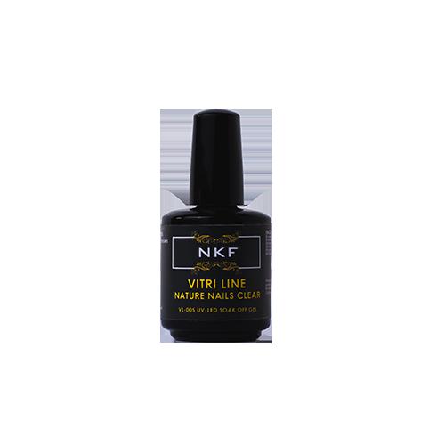 VITRI-LINE-NATURE-NAILS-CLEAR-NKF