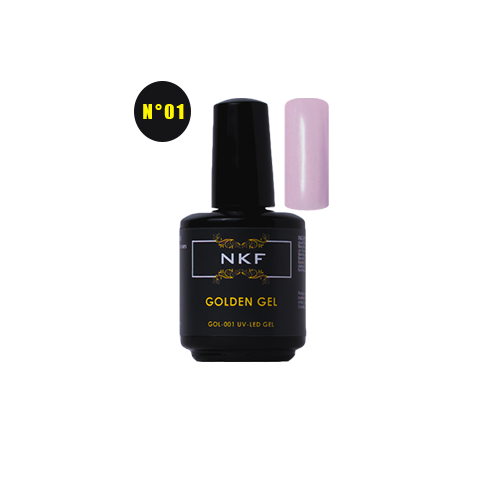 GOLDEN-GEL-NKF-N°001