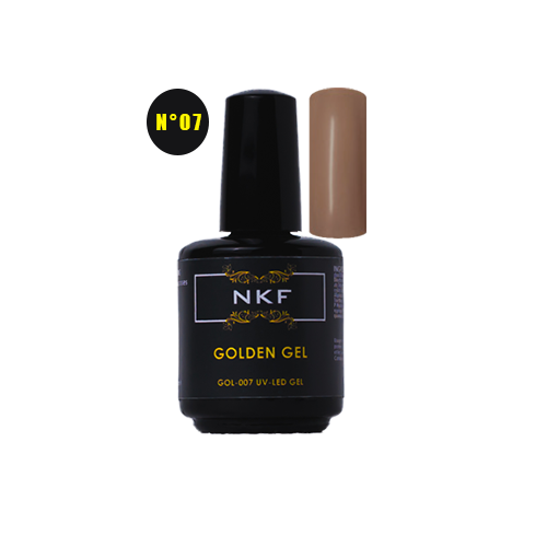 GOLDEN-GEL-NKF-N°007