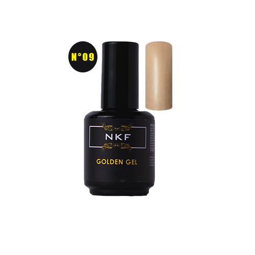 GOLDEN-GEL-NKF-N°009