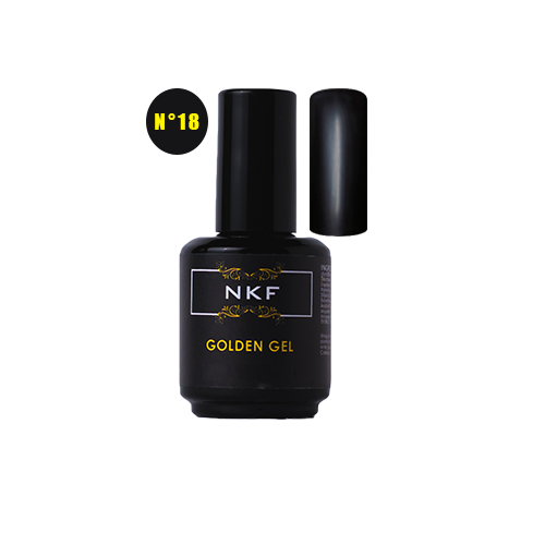 GOLDEN-GEL-NKF-N°018