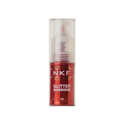 GLITTER-SUNSHINE-NKF-RED
